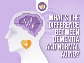 What's the Difference Between Dementia and Normal Aging?